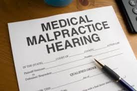 Opioids and malpractice risks